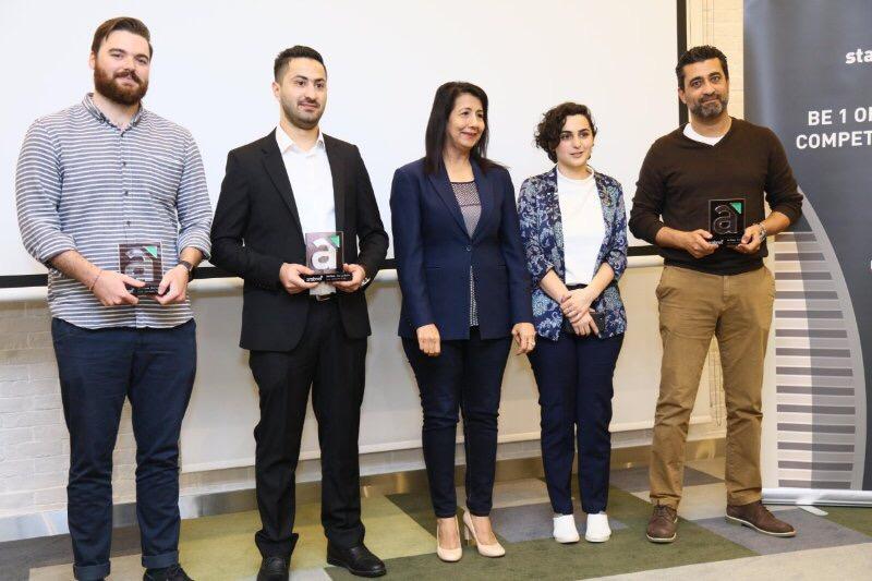 Congrats to Arabnet Startup Battle Dubai 2018 winners